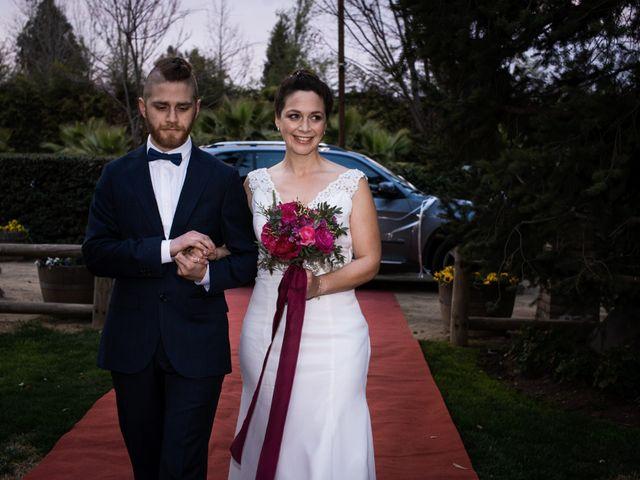 El matrimonio de Claudio y María de los Ángeles en Graneros, Cachapoal 20