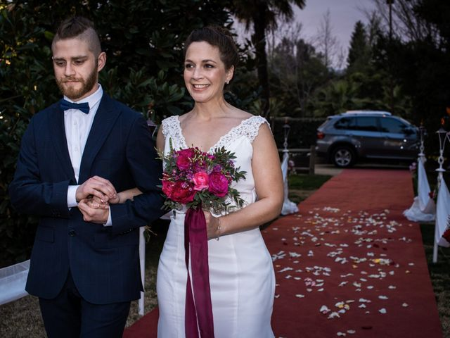 El matrimonio de Claudio y María de los Ángeles en Graneros, Cachapoal 22