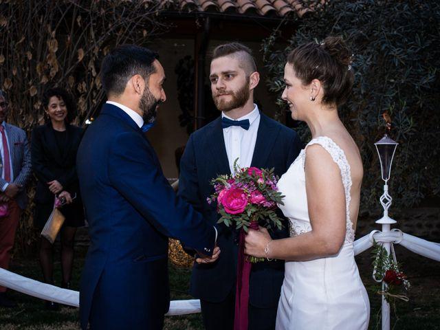 El matrimonio de Claudio y María de los Ángeles en Graneros, Cachapoal 24