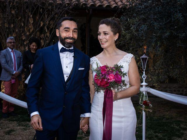El matrimonio de Claudio y María de los Ángeles en Graneros, Cachapoal 26