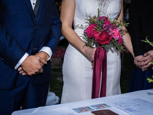 El matrimonio de Claudio y María de los Ángeles en Graneros, Cachapoal 27