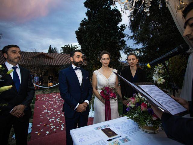 El matrimonio de Claudio y María de los Ángeles en Graneros, Cachapoal 29