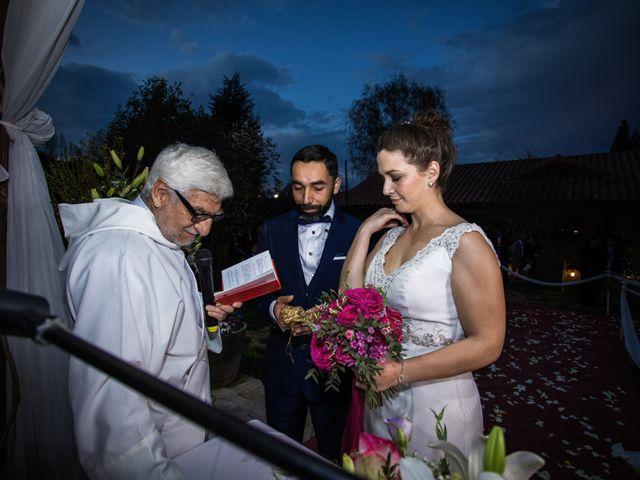 El matrimonio de Claudio y María de los Ángeles en Graneros, Cachapoal 30