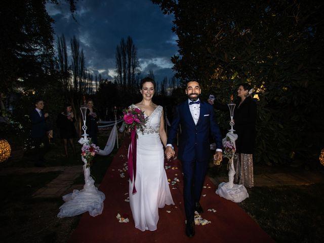 El matrimonio de Claudio y María de los Ángeles en Graneros, Cachapoal 37