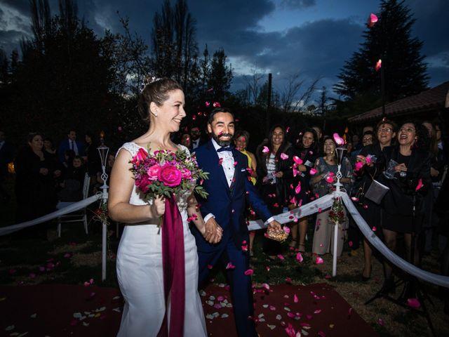 El matrimonio de Claudio y María de los Ángeles en Graneros, Cachapoal 38