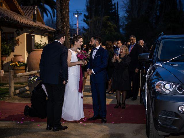 El matrimonio de Claudio y María de los Ángeles en Graneros, Cachapoal 41