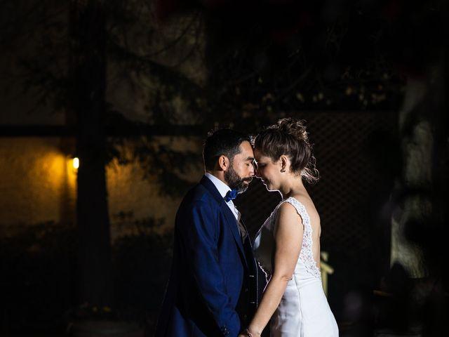 El matrimonio de Claudio y María de los Ángeles en Graneros, Cachapoal 52