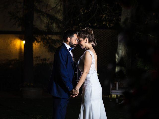 El matrimonio de Claudio y María de los Ángeles en Graneros, Cachapoal 53
