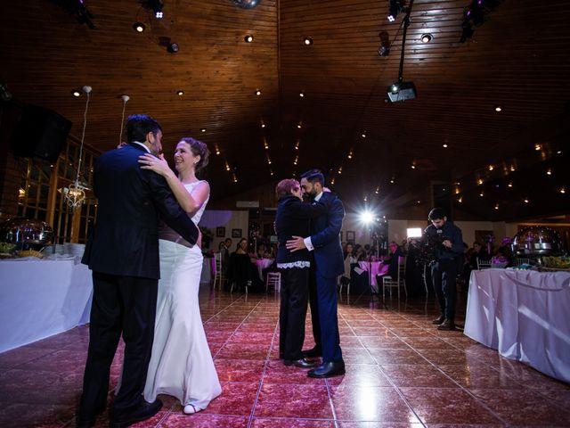 El matrimonio de Claudio y María de los Ángeles en Graneros, Cachapoal 64