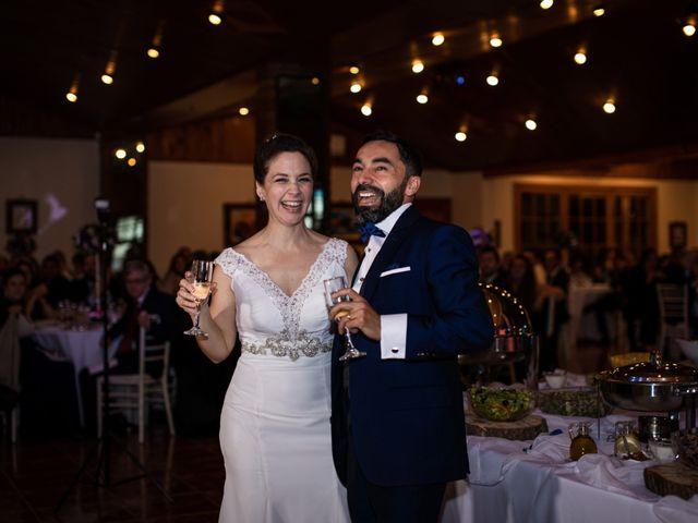 El matrimonio de Claudio y María de los Ángeles en Graneros, Cachapoal 73