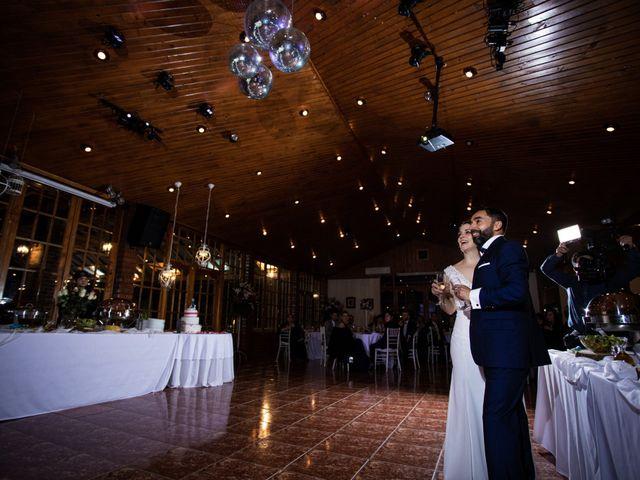 El matrimonio de Claudio y María de los Ángeles en Graneros, Cachapoal 74