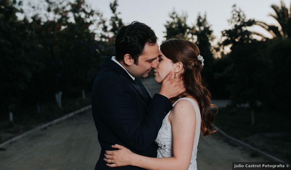 El matrimonio de Braulio y Natalia en Calera de Tango, Maipo