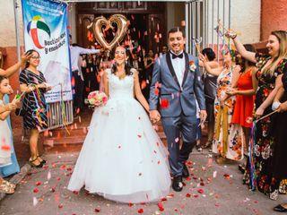 El matrimonio de Maria Alicia y Fernando