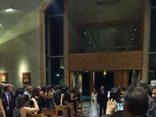 El matrimonio de Carolina y Felipe 2