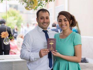 El matrimonio de Gonzalo Riqueros  y Charlotte Villarroel