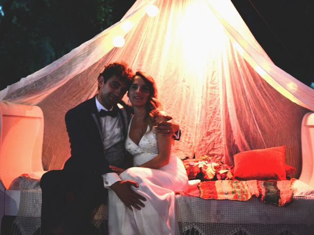 El matrimonio de Carolina y Felipe