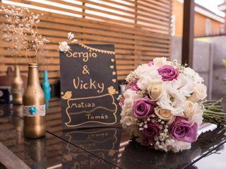 El matrimonio de Vicky y Sergio 1