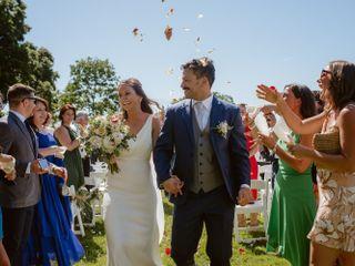 El matrimonio de Sophie y Gonza