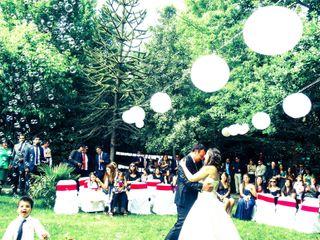 El matrimonio de Paola y Oscar 3
