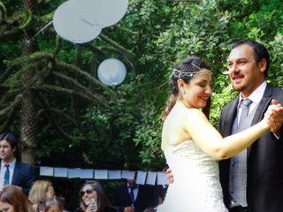 El matrimonio de Paola y Oscar