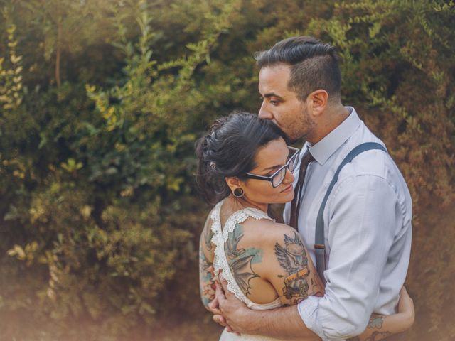 El matrimonio de Bianca y Rodolfo