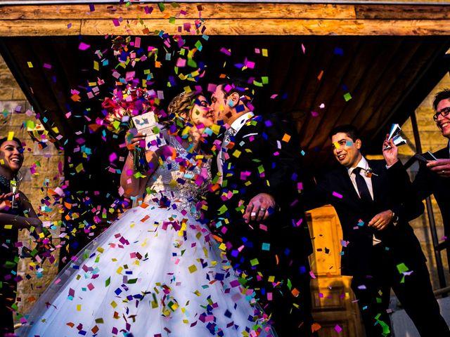 El matrimonio de Javiera y Enzo