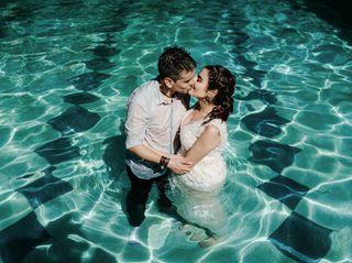 El matrimonio de Viviana y Julio