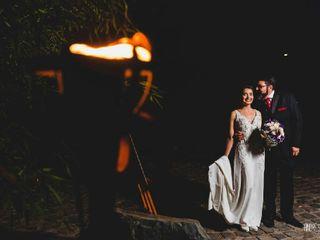 El matrimonio de Carla y Marcelo 1