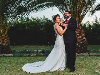 El matrimonio de Carla y Marcelo