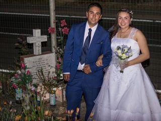 El matrimonio de Angelina y Camilo 1