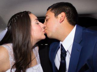 El matrimonio de Angelina y Camilo 2