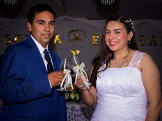 El matrimonio de Angelina y Camilo 3