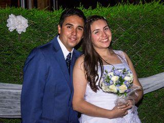 El matrimonio de Angelina y Camilo