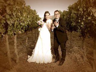 El matrimonio de María José y Felipe 1