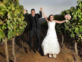 El matrimonio de María José y Felipe 3