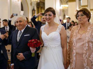 El matrimonio de Joselyn  y Carlos 1