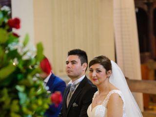 El matrimonio de Joselyn  y Carlos 2