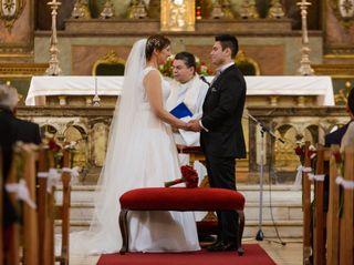 El matrimonio de Joselyn  y Carlos 3