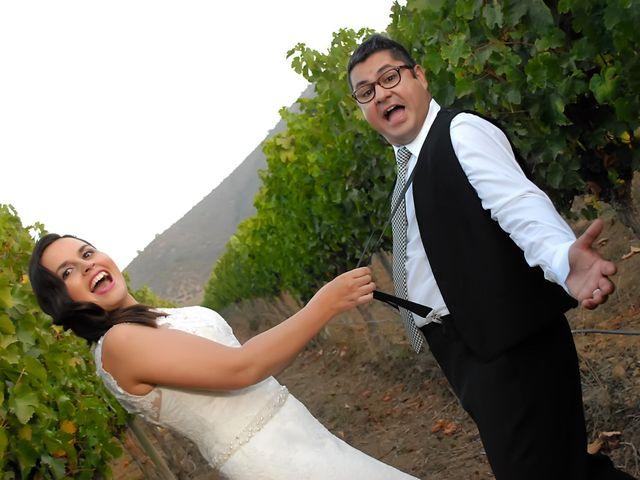 El matrimonio de Felipe y María José en Melipilla, Melipilla 39