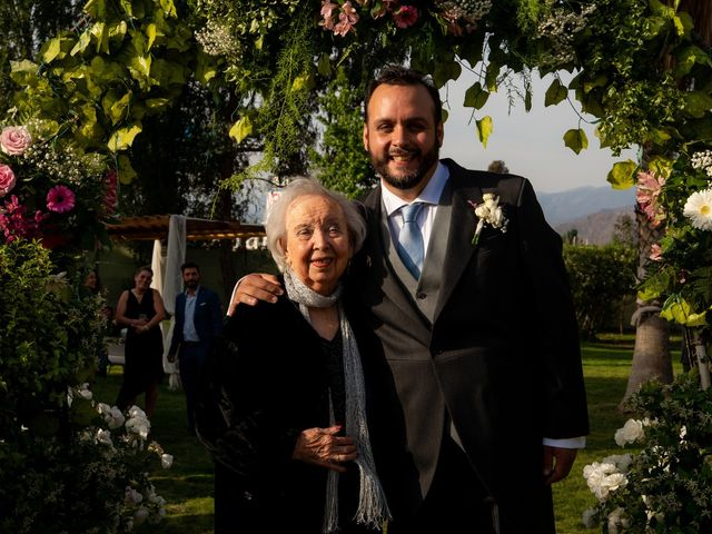El matrimonio de Francisco y Nataly en Colina, Chacabuco 11