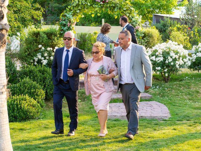 El matrimonio de Francisco y Nataly en Colina, Chacabuco 14