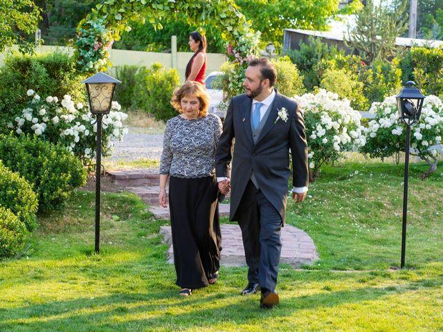 El matrimonio de Francisco y Nataly en Colina, Chacabuco 17