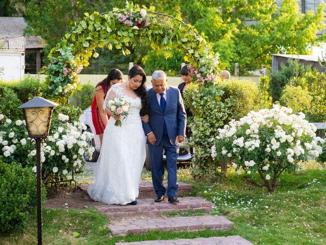 El matrimonio de Francisco y Nataly en Colina, Chacabuco 23