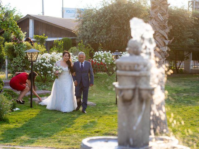 El matrimonio de Francisco y Nataly en Colina, Chacabuco 24
