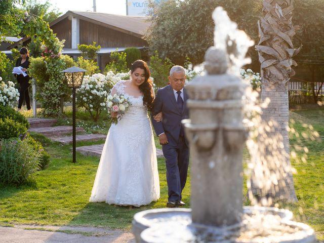 El matrimonio de Francisco y Nataly en Colina, Chacabuco 25