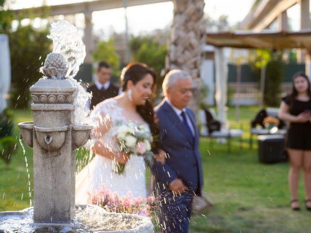 El matrimonio de Francisco y Nataly en Colina, Chacabuco 26