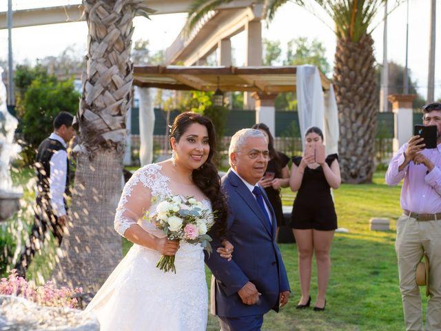 El matrimonio de Francisco y Nataly en Colina, Chacabuco 27
