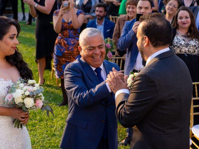 El matrimonio de Francisco y Nataly en Colina, Chacabuco 29