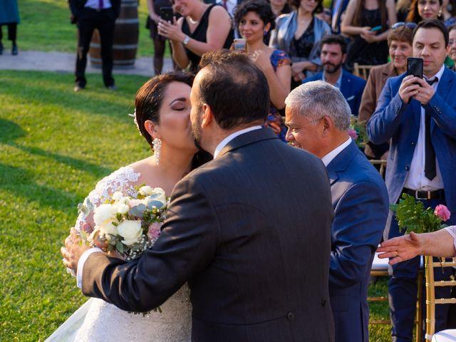 El matrimonio de Francisco y Nataly en Colina, Chacabuco 30