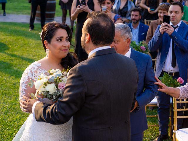 El matrimonio de Francisco y Nataly en Colina, Chacabuco 31